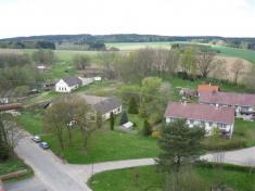 Foto z kostela jaro 2014