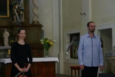 Koncert v kostele 24.6.2017