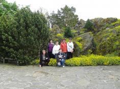 Výlet na hrad Kámen