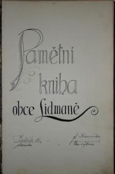 Kronika obce 1919-1978